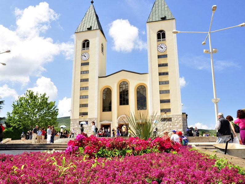 A igreja com duas torres