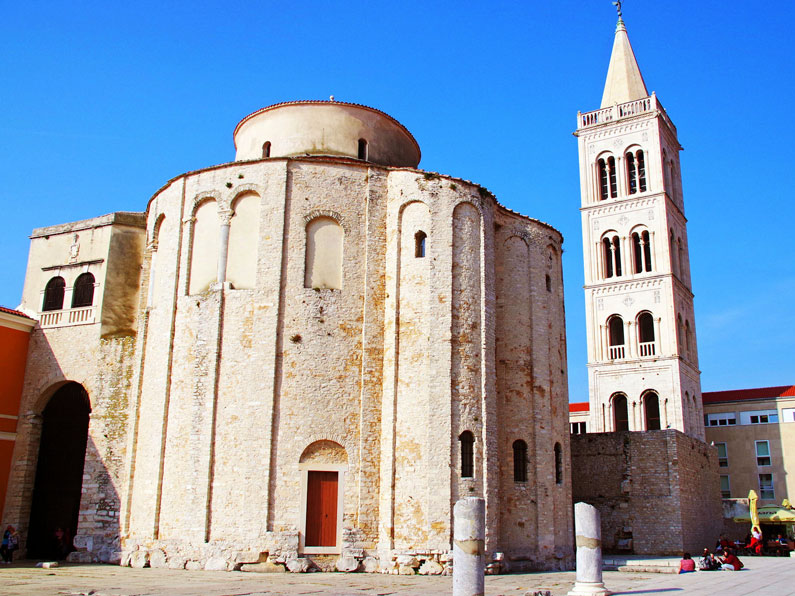 Church of St. Donatus in Zadar