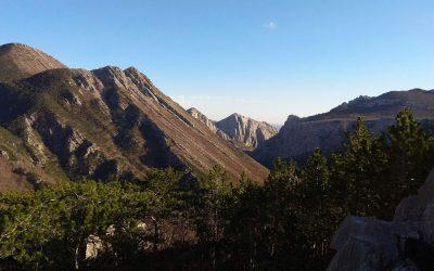 Parque Nacional Paklenica: Escondido na montanha
