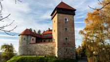 Un castillo medieval