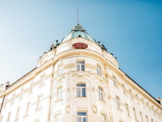Grand Hotel Union in Ljubljana