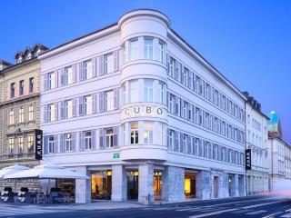 Hotel Cubo em Liubliana