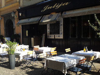 Restaurant Julija in Ljubljana