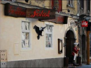 Restaurante Sokol em Liubliana