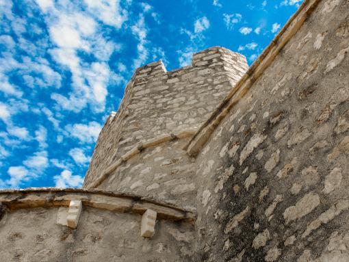 Muralhas de pedra