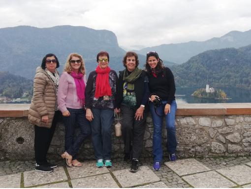 Guia Marilia com clientes em Bled