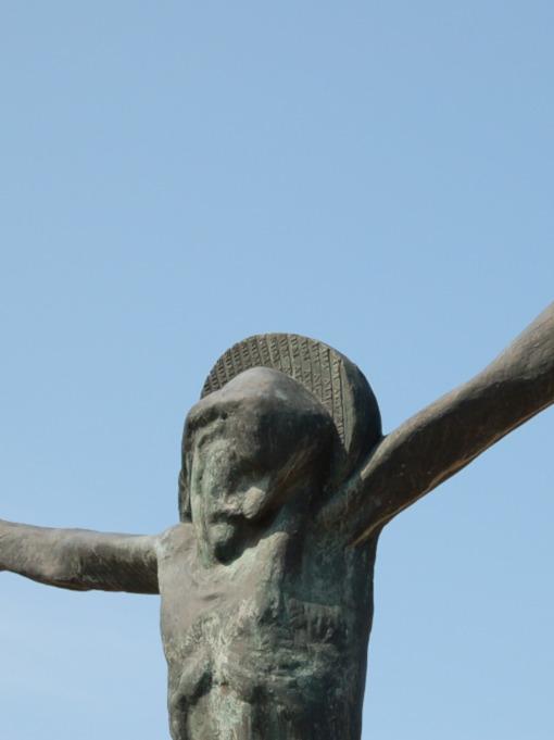 Estatua de Jesus Cristo