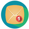 Clipart imagem da icone de email
