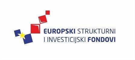 Logo - Europski strukturni i investicijski fondovi