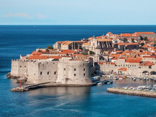 Ciudad amurallada de Dubrovnik