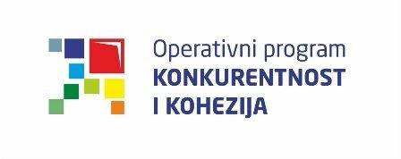 Logo - Operativni program konkurentnost i kohezija