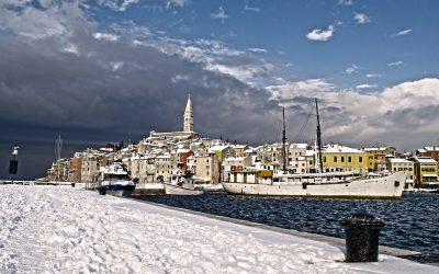 Croácia inverno
