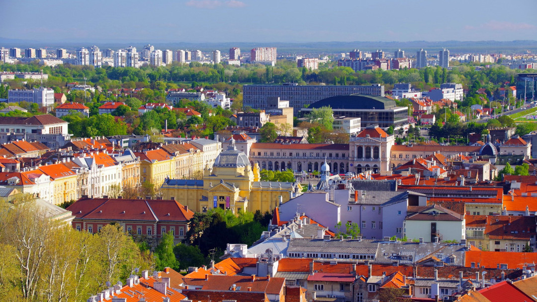 Zagreb Croatia The City Of Million Hearts Marzito Travel