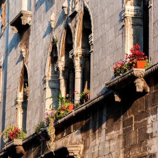 Janelas de estilo gótico