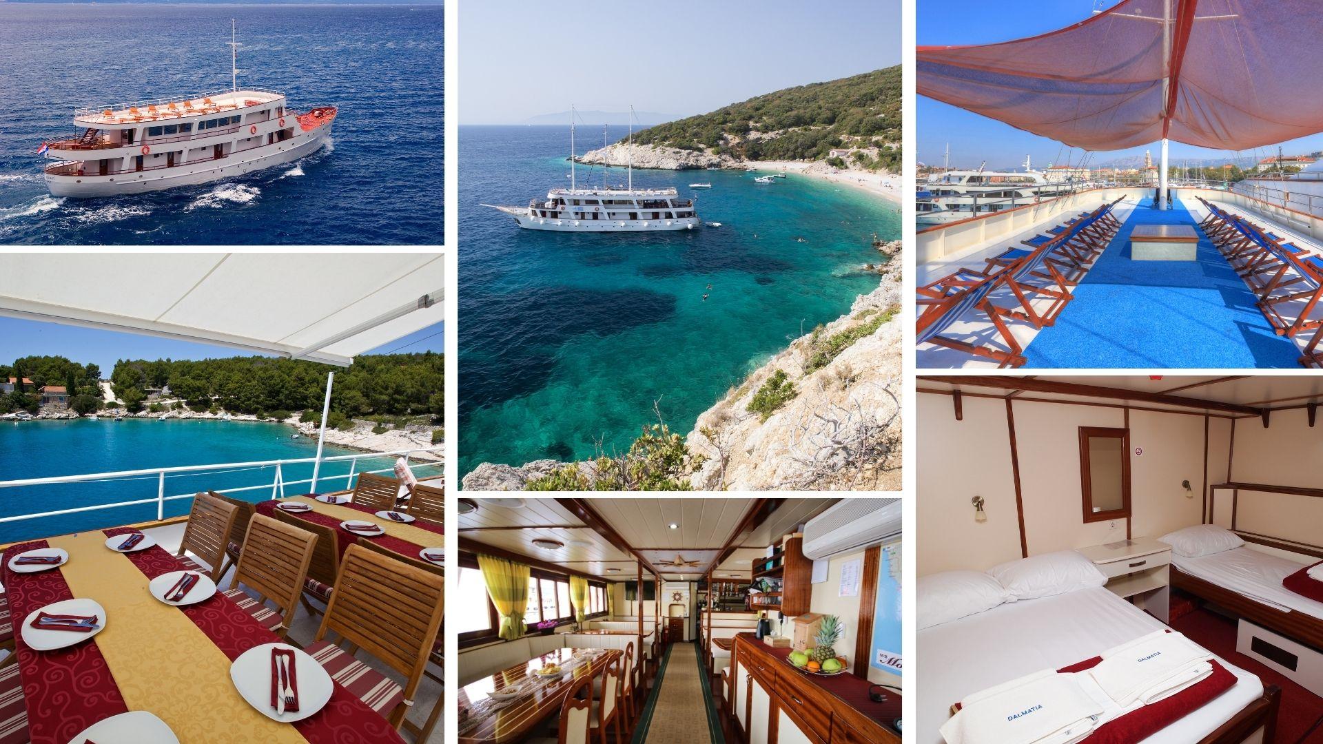 Premium vessel