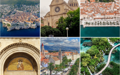 Patrimônios da UNESCO na Croácia